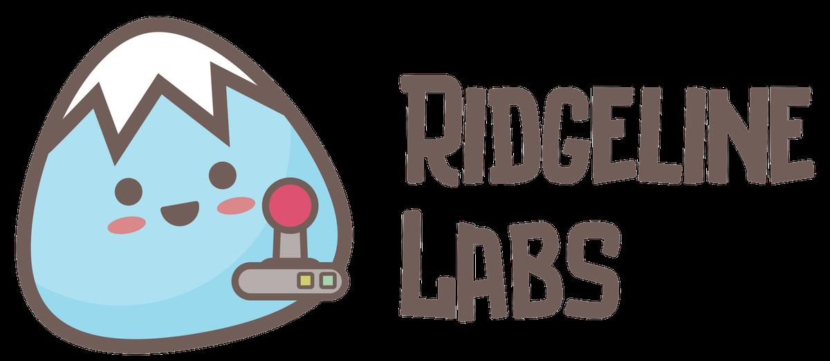 Ridgeline Labs - Character + Logo Design