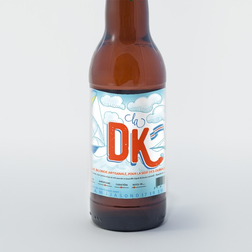 Bière DK