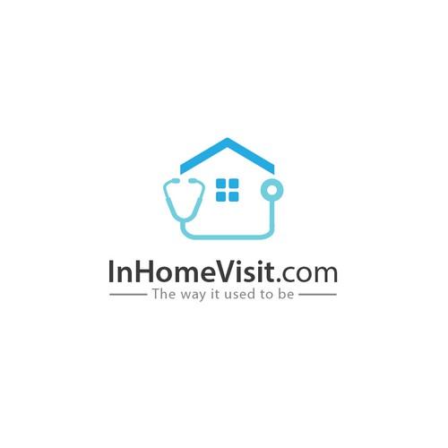Logo for InHomeVisit.com