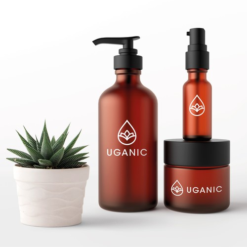 Uganic logo