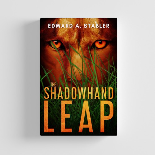 The Shadowhand Leap - Cover Design