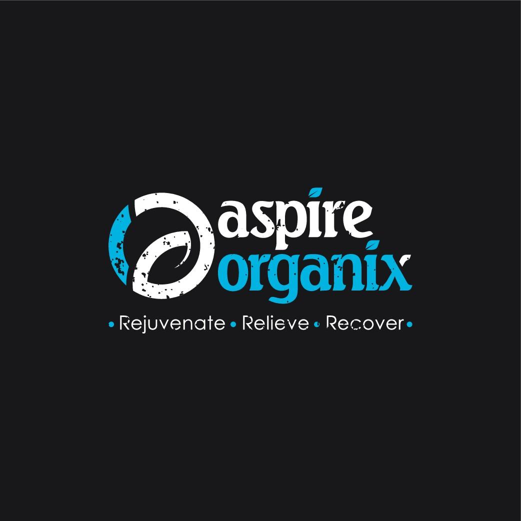 Aspire Organix seeking cbd shop logo design