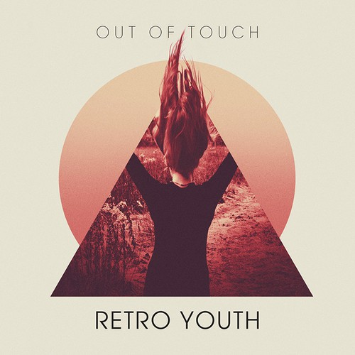 "Create album artwork for new EP ""Out of Touch"" by Retro Youth"