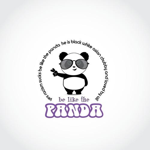 Be like the Panda