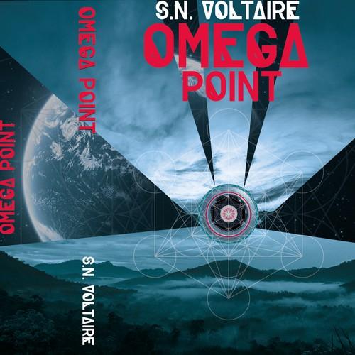 Sci-Fi novel Book Cover