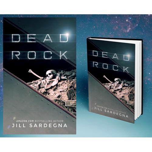 Book cover, Deadrock