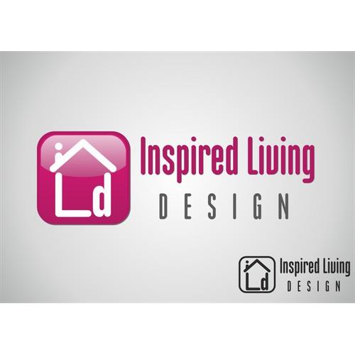 logo for Inspired Living Design