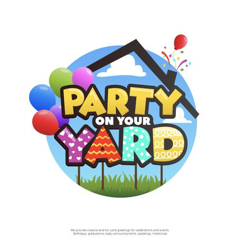 Party on your Yard