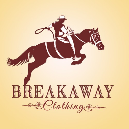 Create the next logo for Breakaway Clothing