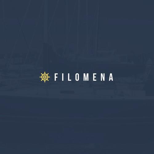 Filomena Boat - Logo