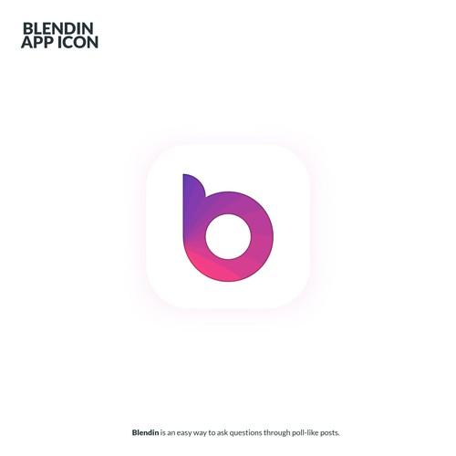 BlendIn App Icon
