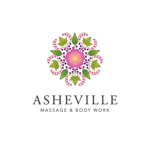 logo for a massage therapist