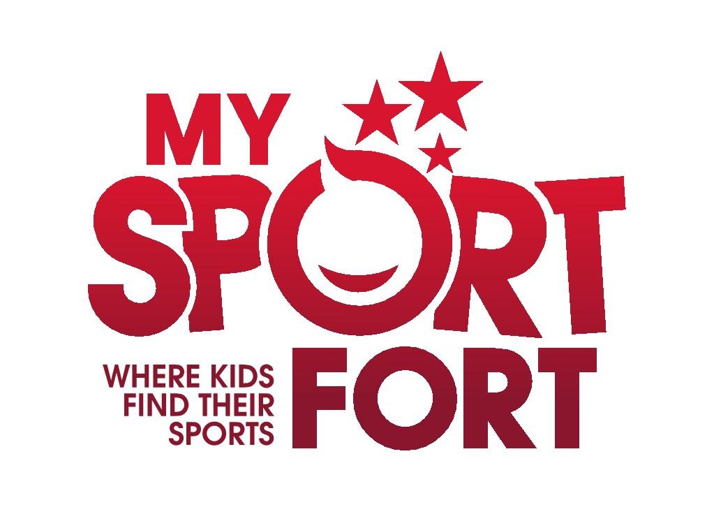 "Logo for a FUN kids ""sport fort"" :)"