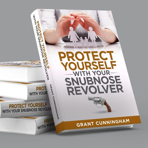 Book cover for Protection through Snubnose Revolver