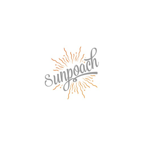 Conceptual Logo design concept for Sunpoach