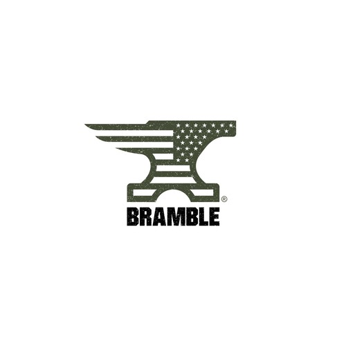 Logo design for Bramble