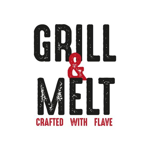 Logo for Grill & Melt