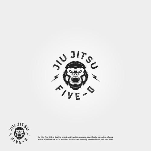 JIU JITSU FIVE-O