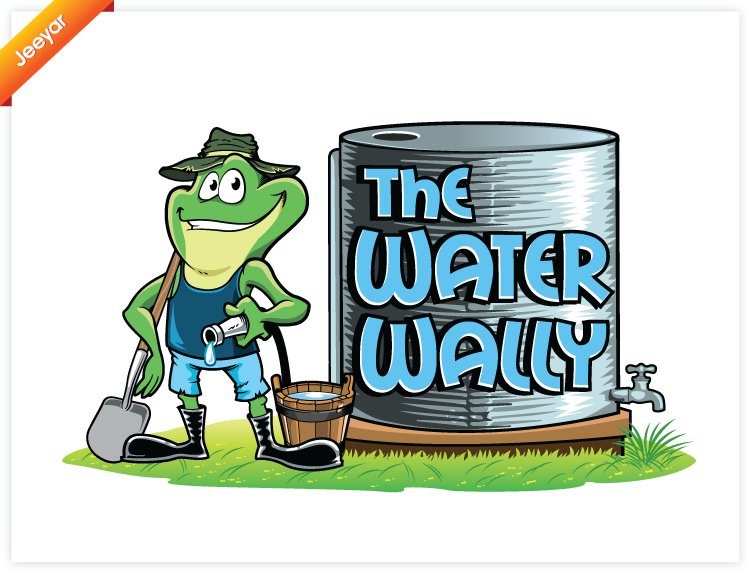 Help The Water Wally with a new logo