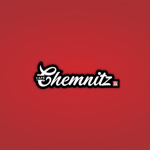 Cafe Chemnitz Logo Design