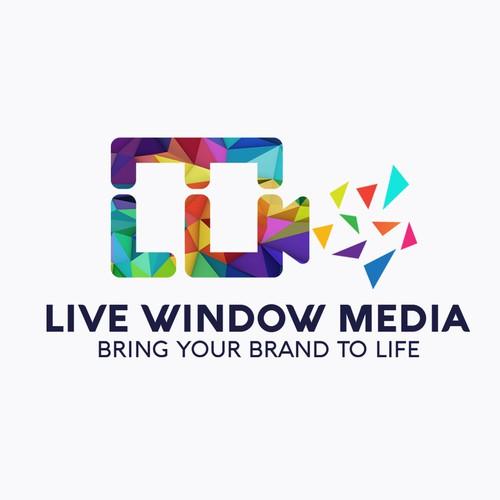 Live Window Media Logo