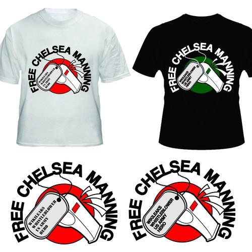 website logo for www.chelseamanning.org