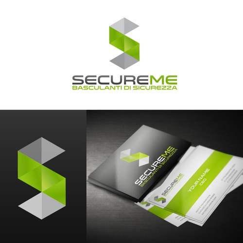Need a product logo for premium Security Tilting Doors
