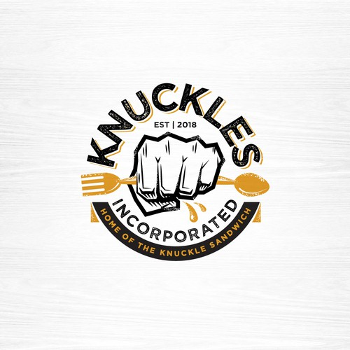 Winning logo for Restaurant