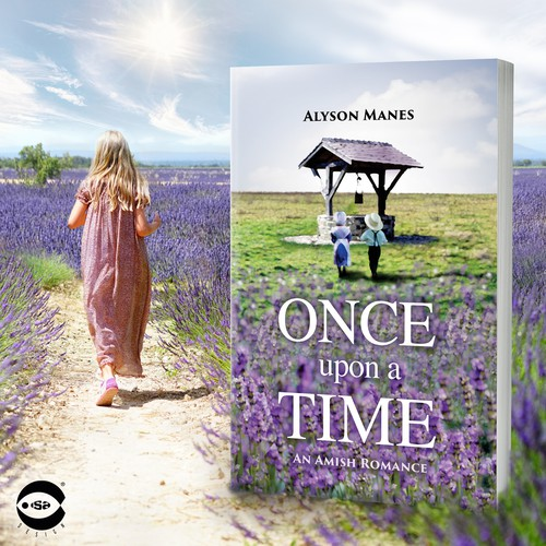 "Book cover for ""Once Upon a Time"" by Alyson Manes"