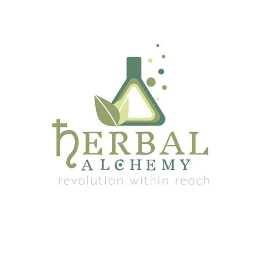 Badass Herbalists Seek Inspiring Logo