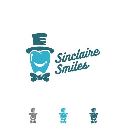 Logo Design Proposal for Sinclaire Smiles