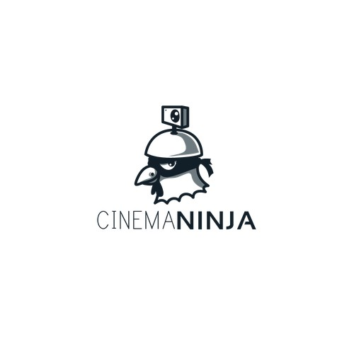 cinema ninja logo