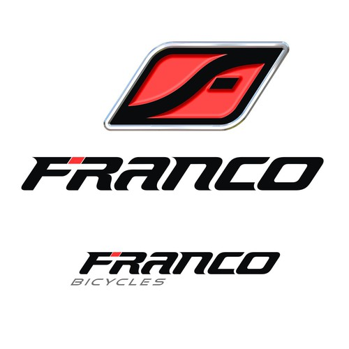 Franco Bicycles Logo Design