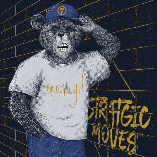 shirt Illustration for Novelty shop