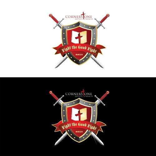 Beautiful Custom Coat of Arms Logo Design