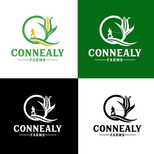 Connealy Farms logo