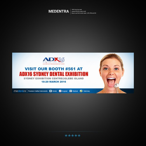 Medentra Home Page Static Banner