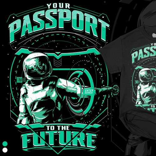 Your Password To The Future
