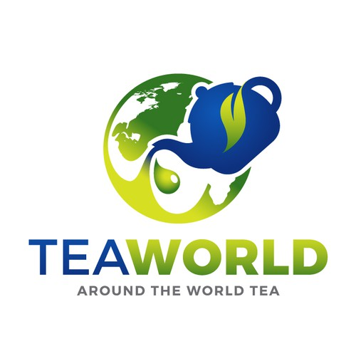 Logo for TeaWorld