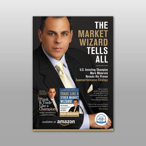 Mark Minervini Advertisement