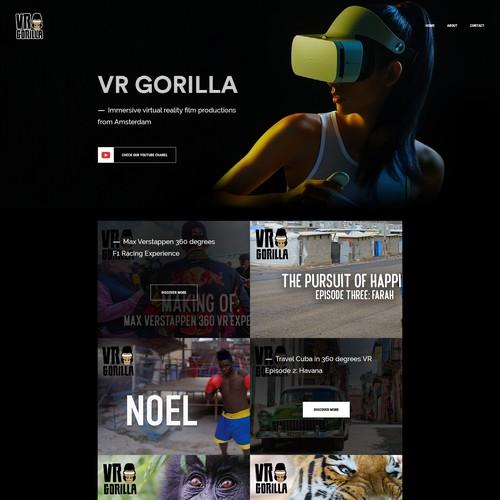VR Gorilla