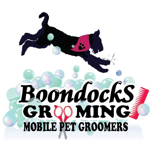 Create the next logo for Boondocks Grooming