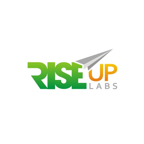 Rise Up Labs  needs a new logo