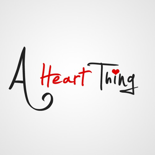 New Logo Design wanted for A Heart Thing