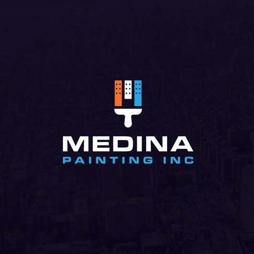 medina painting