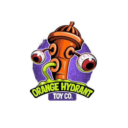 Orange Hydrant Logo