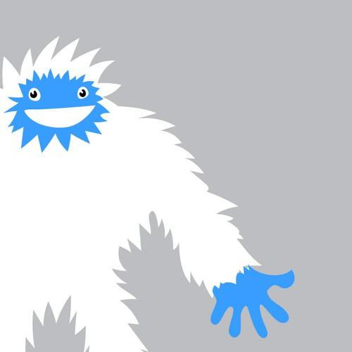 Cool Yeti mascot