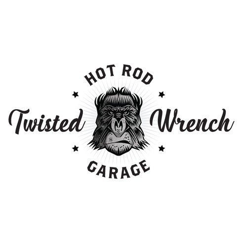 Twisted Wrench Design