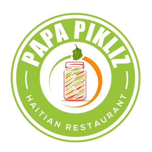 Modern logo for restaurant
