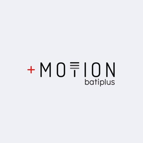 un logo moderne pour une gamme de produit